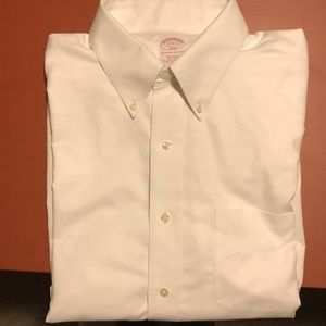 Brooks Brother button down non iron dress shirt